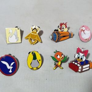 DIsney Official Trading Pins Things That Fly 8